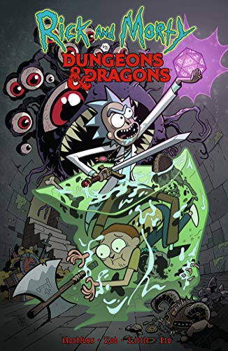 RICK & MORTY VS D&D- (Dungeons & Dragons)